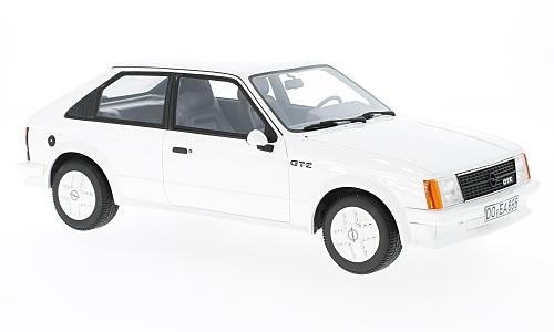 Opel Kadett D GTE, white, 1983, Model Car, Ready-made, for sale  Delivered anywhere in USA