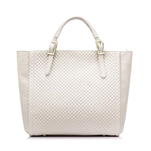 solide main main sacs sac femme Sentsreny grande à à femmes en Sac Beige main crossbody épaule cuir mode à qx1SRwAp