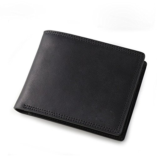 black money LIGYM driver's Men's leather wallet young cross wallet r8rwp