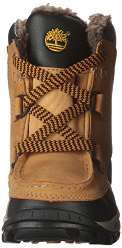 Timberland Rime Ridge Waterproof - Stivali Uomo Marrone (Wheat Nubuck)