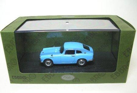 Coupe S600 (EBBRO 1/43 Honda S600 Coupe L.BLUE (japan import))