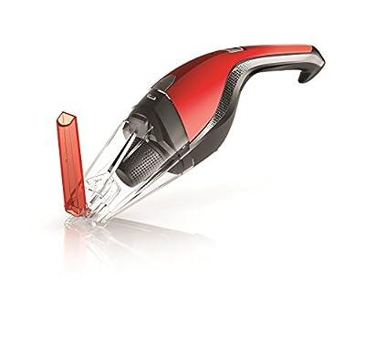 Dirt Devil BD30015 Quick Flip 12 V Handheld Vacuum Cleaner Lithium Cordless Red Hand Vacuum