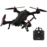 Awaytoy MJX Bugs6 RC FPV Racing Drone with Camera Live Video 5.8GHz 4 Chanel 6 Axis Gyro Compatible with 3D VR Headset