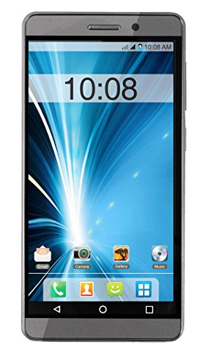 Ginger Bong 4.7 inch Android Lolipop 3G Mobile in Black Colour