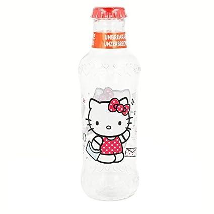 Stor Botella REFRESCO 390 ML. Hello Kitty