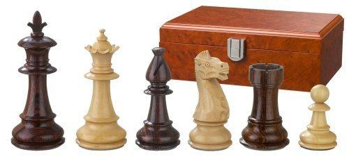 Philos Claudius Kh 83 Mm Chess Pieces by Philos, Philos