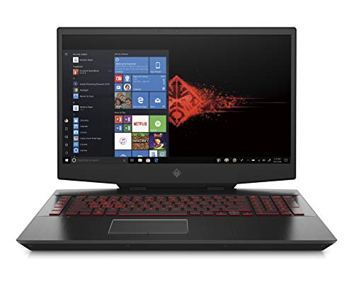 Omen by HP 17-Inch Gaming Laptop, Intel Core i7-9750H, NVIDIA GeForce RTX...