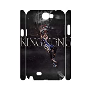 QSWHXN Paul George Customized Hard 3D Case For Samsung Galaxy Note 2 N7100