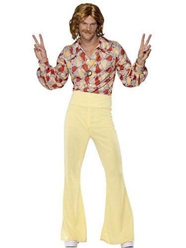 Smiffys 1960s Groovy Guy Costume -