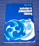 Invitation to Philosophical Thinking, Beardsley, Monroe C. and Beardsley, Elizabeth L., 0155469029
