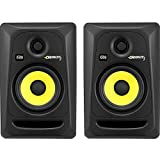 KRK RP5 G3 Black| Active Studio Monitor Speakers Pair