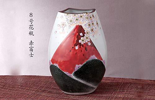 8号花瓶 赤富士 B07S1QYHQM