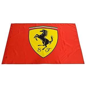 Ferrari Racing Team Flag