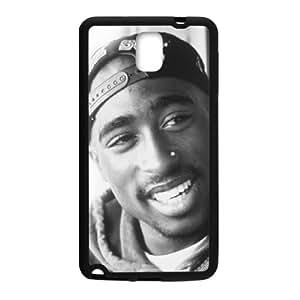 DASHUJUA Tupac Shakur Cell Phone Case for Samsung Galaxy Note3