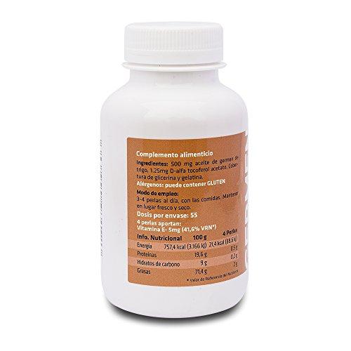 Sotya - Germen de Trigo, 220 perlas 700 mg: Amazon.es: Salud y cuidado personal