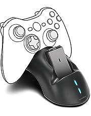 Xbox 360 - Bridge USB Charging System Gamepad, Nero