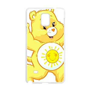 Care Bear Samsung Galaxy Note 4 Cell Phone Case White Fantistics gift A_950882
