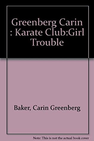 book cover of Girl Trouble
