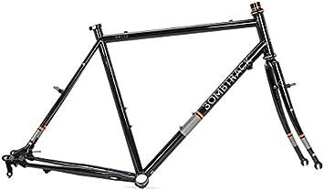 Bombtrack surgir CrMo Bicicleta de Carretera Cuadro, Unisex, Gloss ...