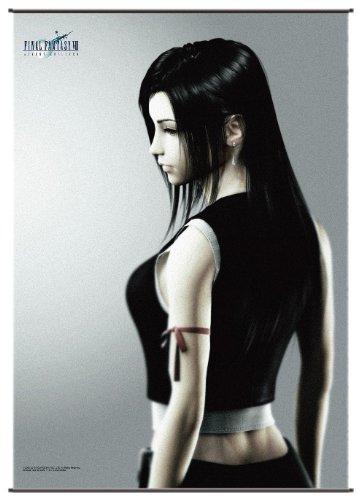 Square-Enix - Final Fantasy VII wallscroll Tifa