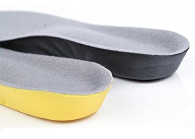 Super Sport Support Memory Foam Orthotics Arch Pads Pain Relief Shoe Insoles, Orthotics /US women size 5-7