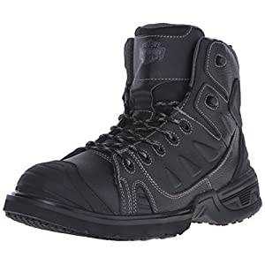 Harley-Davidson Men's Foxfield Motorcycle Boot, Black, 10.5 M US