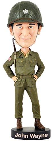 John Wayne Military WWII Bobblehead