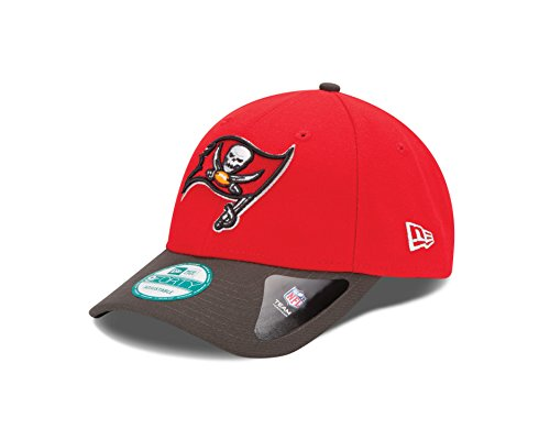 NFL Tampa Bay Buccaneers The League 9Forty Adjustable Cap, One Size, - Hat Tampa Bay Nfl Buccaneers