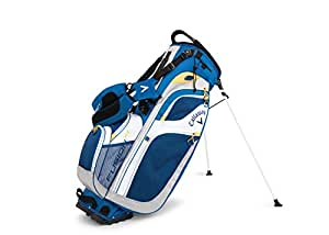 Callaway 2016 Fusion Stand Bag, Navy/White/Gold