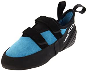 Mad Rock Women's Onsight Velcro Climbing Shoe,Aqua,4.5 M US