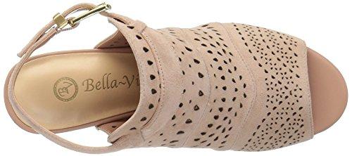 clearance release dates Bella Vita Women's Fonda Dress Sandal Blush Kid Suede sale free shipping discount Inexpensive tLeW8LBVM5