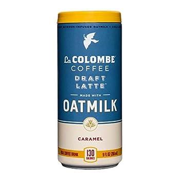 La Combole Caramel Coffee Drat Oat Milk