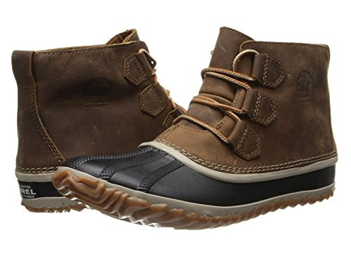 Sorel Womens Out N Su Stivali Da Neve In Pelle (alce)