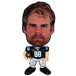 NFL Carolina Panthers Greg Olsen Unisex Olsen G. #88 Flathlete Figurine, One Size