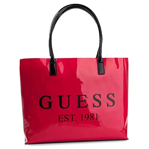 Guess X 16 Sac 33 Rouge À 41 Femme Main Pour 54 Cm rTnqfrOB
