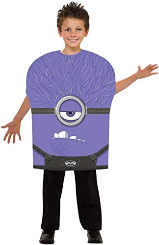 Rubies Despicable Me 2 Purple Minion Costume, Medium ()