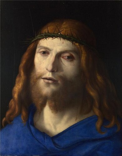 Blue Mountain State Goat Costume (Oil painting 'Giovanni Battista Cima da Conegliano-Christ Crowned with Thorns,1500-10' printing on high quality polyster Canvas , 24x31 inch / 61x78 cm ,the best Laundry Room artwork and Home decoration and Gifts is this Reproductions Art Decorative Canvas Prints)