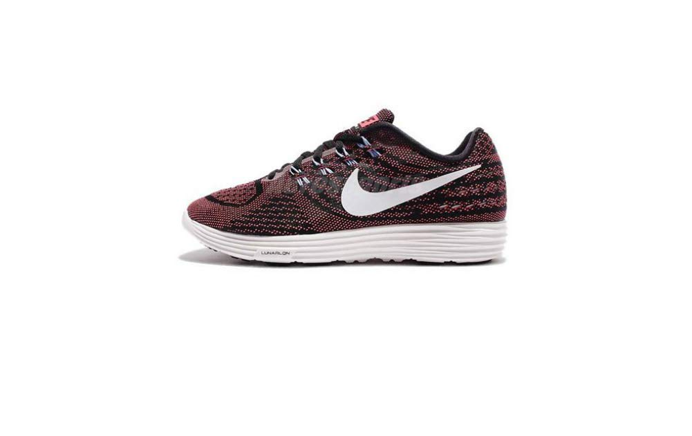 buy online 0d0b4 58989 Galleon - NIKE Womens Lunartempo 2 Running Shoe (10 B(M) US, Black Summit  White-Hot Punch)