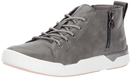 JSport by Jambu Women's Cranford Fashion Sneaker, Grey, 10 M US