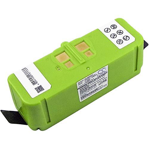 C & S 4000mAh 2130LI, 4374392, 4502233 Battery for iRobot Roomba 896 Roomba 960 Roomba 965
