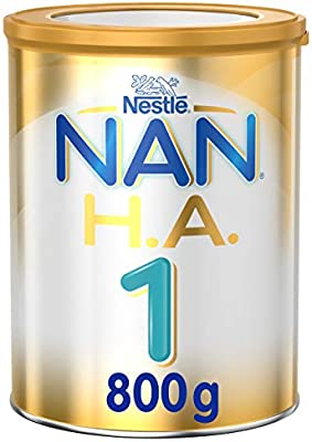 Nestlé NAN H A  Stage 1, From birth to 6 months, Hypoallergenic