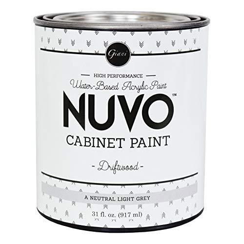 Nuvo Cabinet Paint Quart, 31 fl. oz, (Best Paint For Cabinets)
