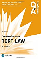 Law Express Question and Answer: Tort Law, 4th Edition Front Cover