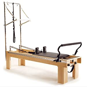 Balanced Body Clinical Reformer with Tower and Mat System