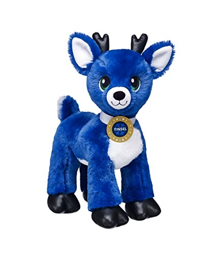 Build A Bear Workshop Tinsel The Speedster Deer Reindeer UNSTUFFED (Build A Bear Workshop Bears compare prices)