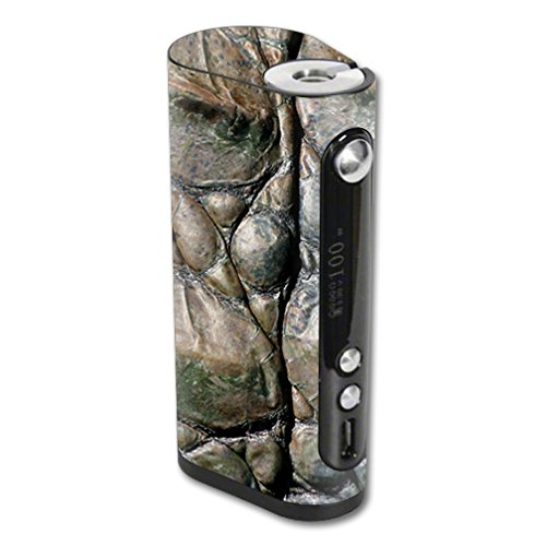 MightySkins Skin Compatible With Vape Forward Vapor Flask Stout 100W TC –  Gator Skin | Protective, Durable, and Unique Vinyl wrap cover | Easy To