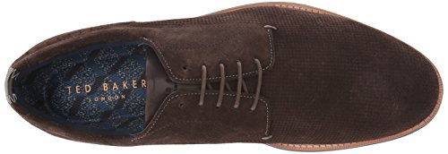 Ted Lapiin Brown Oxford Baker Men's Suede UqwTUr7E
