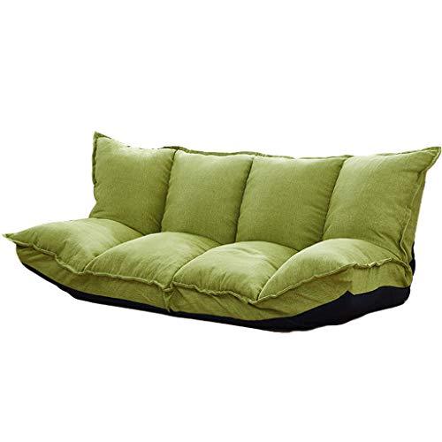 Amazon.com: YAXIAO-lazy sofa Lazy Couch Tatami Folding Sofa ...