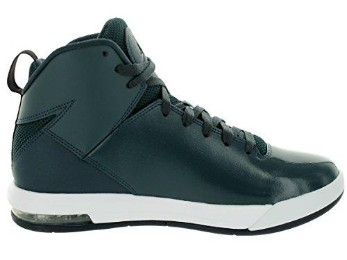 Jordan Nike Herren Air Imminent Basketballschuh 012-classic Holzkohle Schwarz Weiß