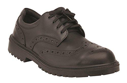 - King's by Honeywell KEWT84 Steel Toe Executive WingTip, Size 10